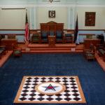 Lodge Room Looking East
